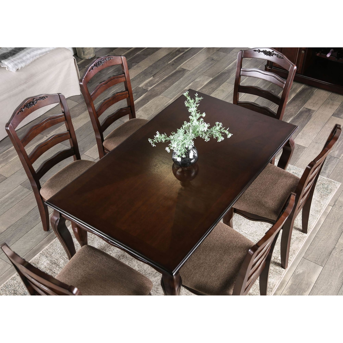 Furniture Of America Townsville Cottage Dining Table