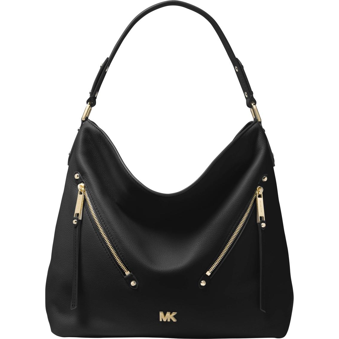 0f285486cc03 Michael Kors Evie Large Hobo Shoulder Bag