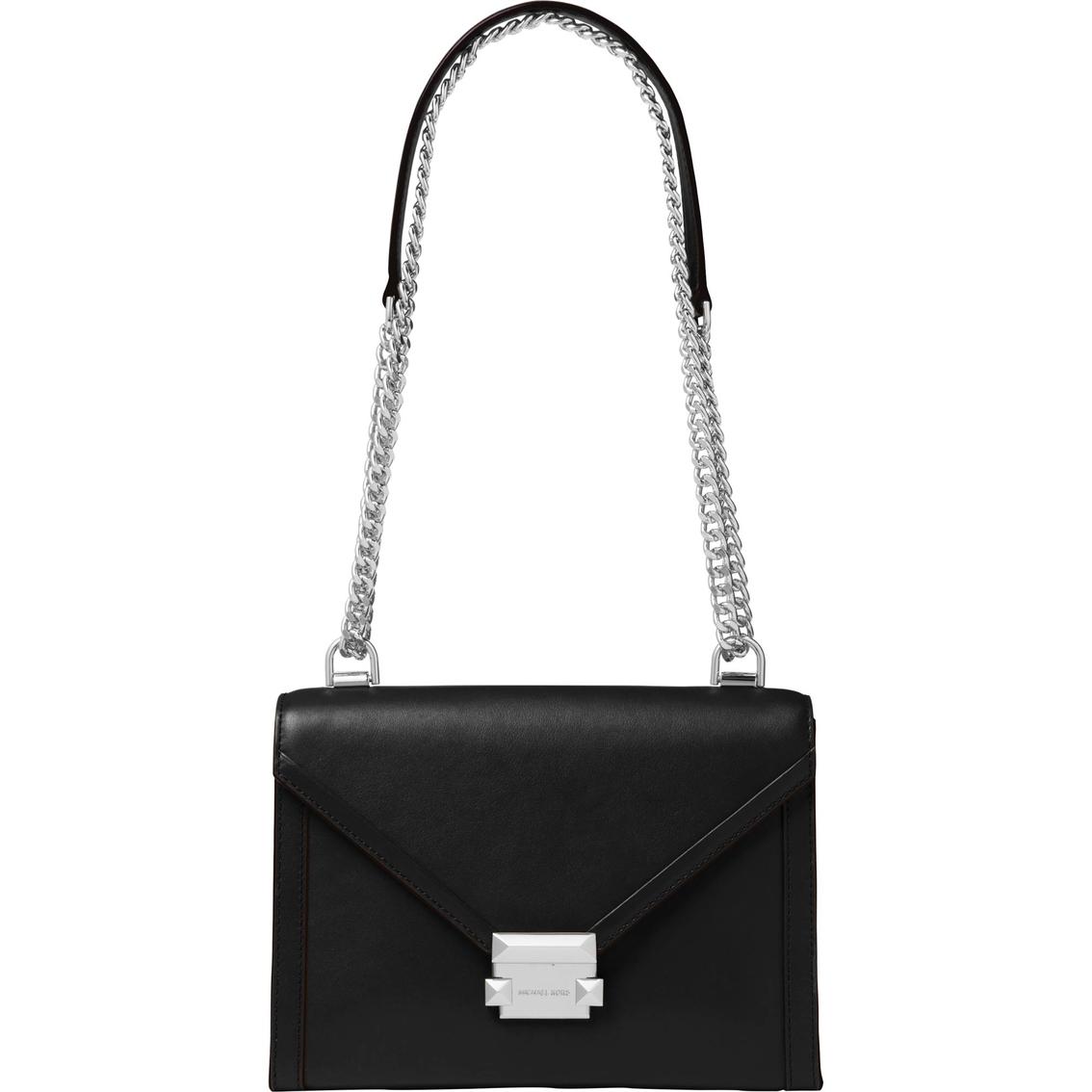 e8d4babafd6ab Michael Kors Whitney Leather Large Shoulder Bag