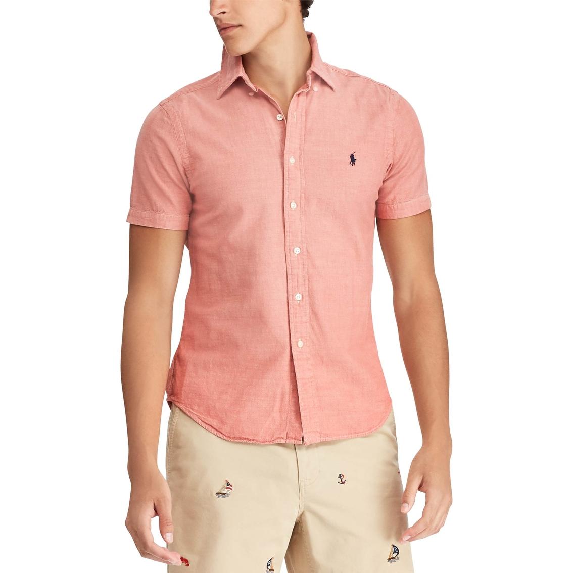 6ece77d2 Polo Ralph Lauren Classic Fit Chambray Shirt | Polo Ralph Lauren ...