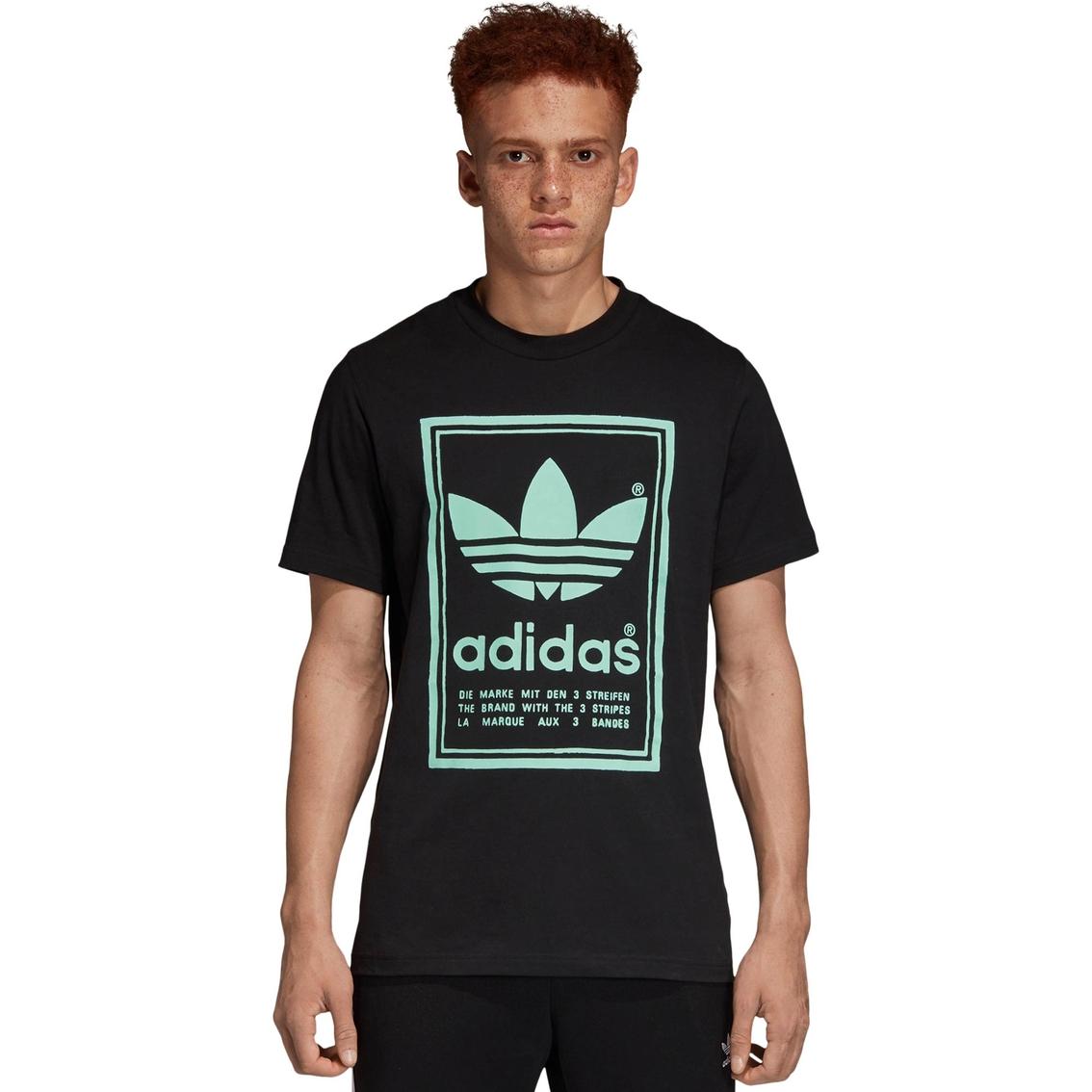 Adidas Vintage Tee   Shirts   Clothing   Shop The Exchange