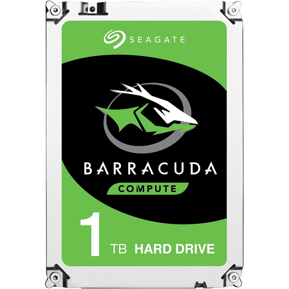 Seagate Firecuda 35 In 1tb Sata Hard Drive Drives Backup Baracuda