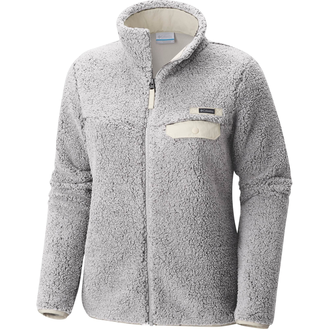 Columbia Mountain Side Heavyweight Fleece Full Zip Jacket