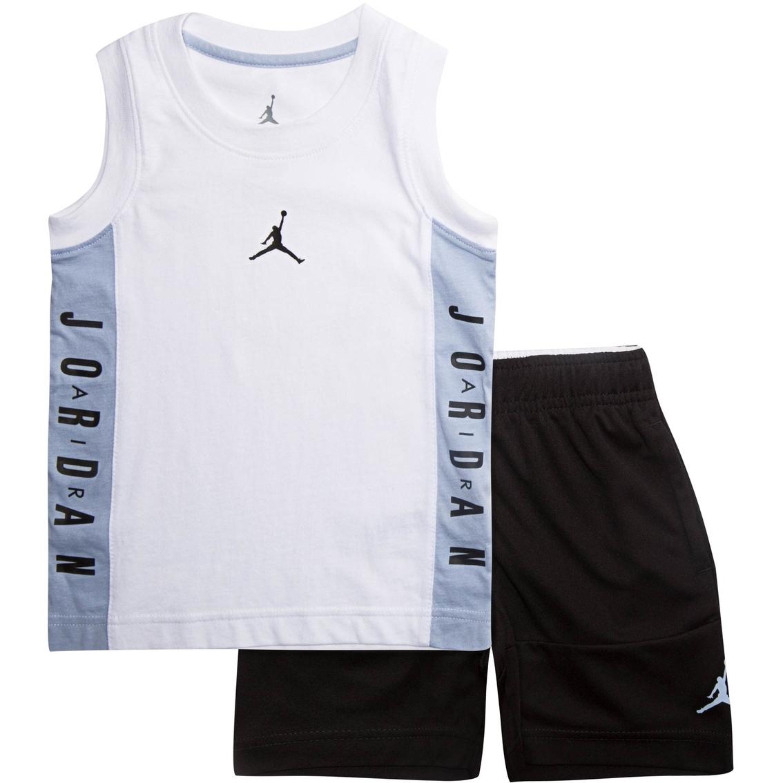 70b1425b3aab03 Jordan Toddler Boys Air Jordan 23 Rise Basketball Set