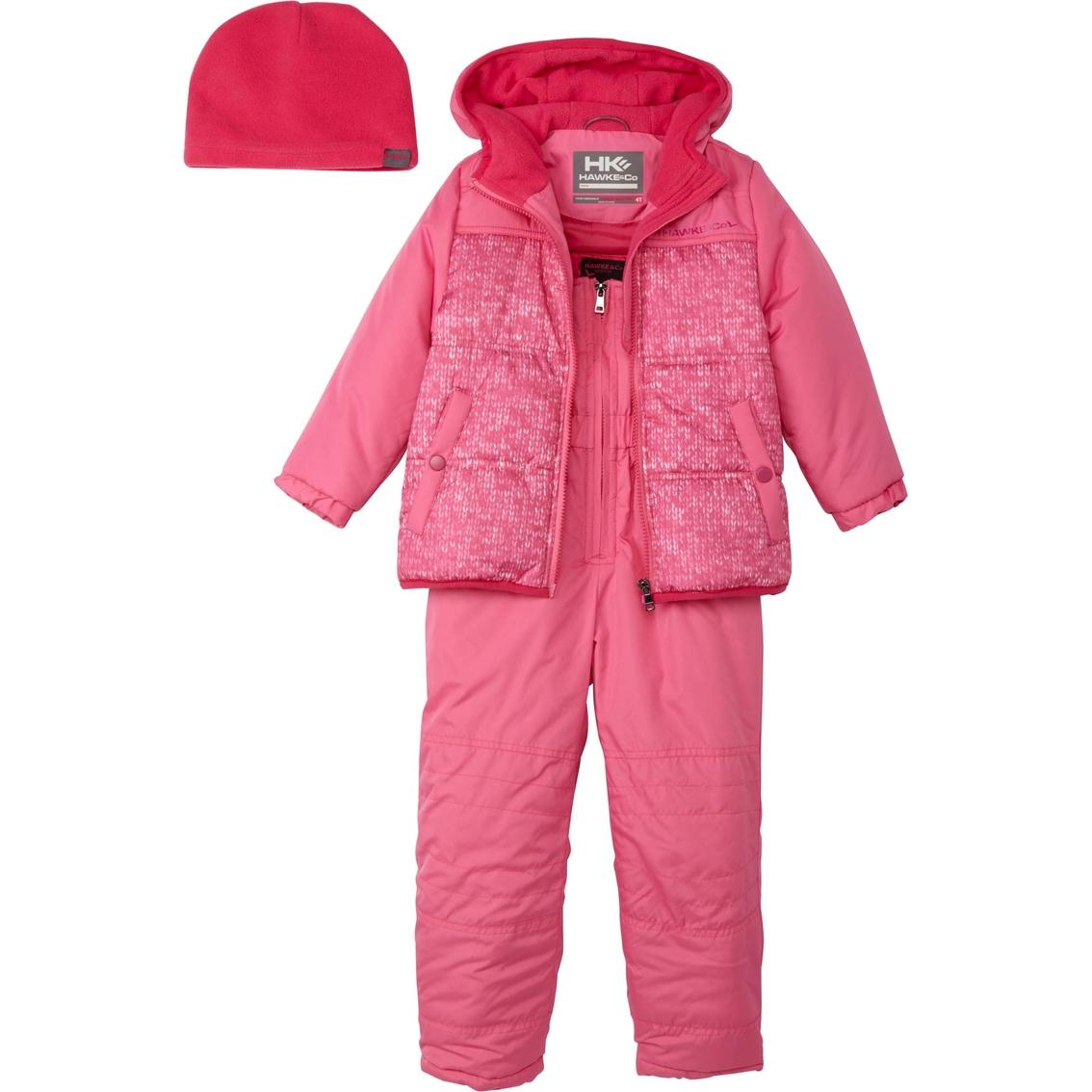 07c07b41a Hawke Toddler Girls Snowsuit