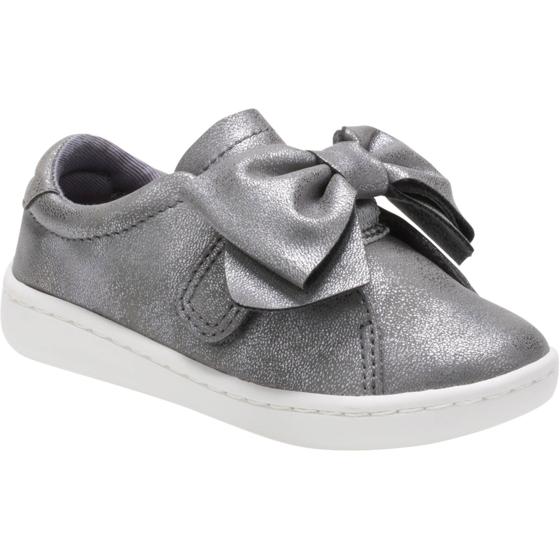 6d3b4e618708f Keds Toddler Girls Ace Bow Jr. Sneakers