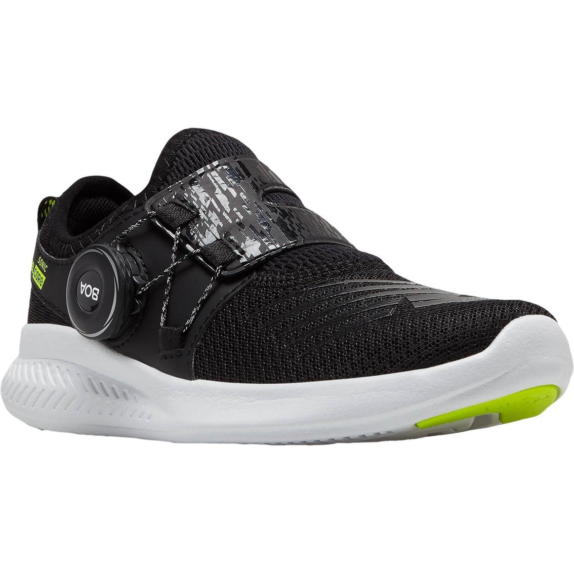 6e49299738f8c New Balance Boys Fuelcore Reveal Cushioned Running Shoes Kjbkobhg ...