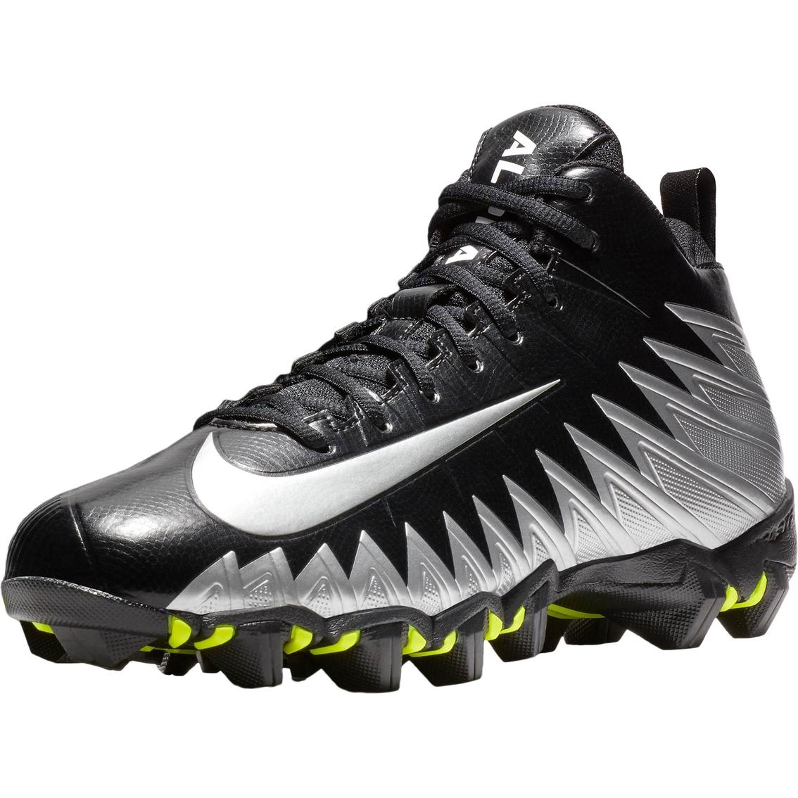 2b98cce44088 Nike Men's Alpha Menace Shark Football Cleats | Football | Shoes ...