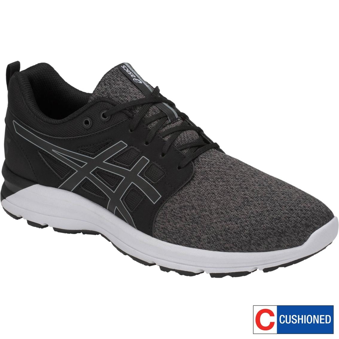 Asics Synthetic Gel torrance Running Shoes in Black for Men