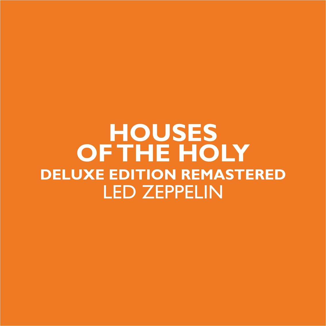 led zeppelin ii (deluxe edition remastered vinyl)