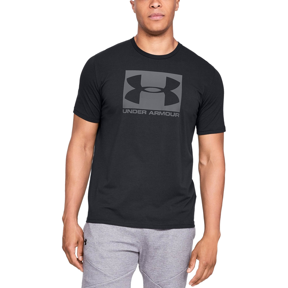 4fb7e310db Under Armour Ua Boxed Sportstyle T Shirt | Shirts | Apparel | Shop ...