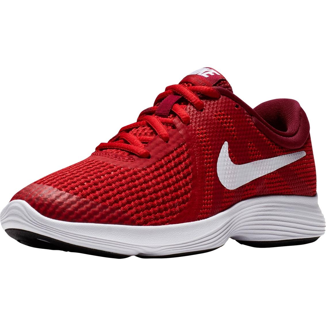 01f536f92eb6 Nike Grade School Boys Revolution 4 Running Shoes