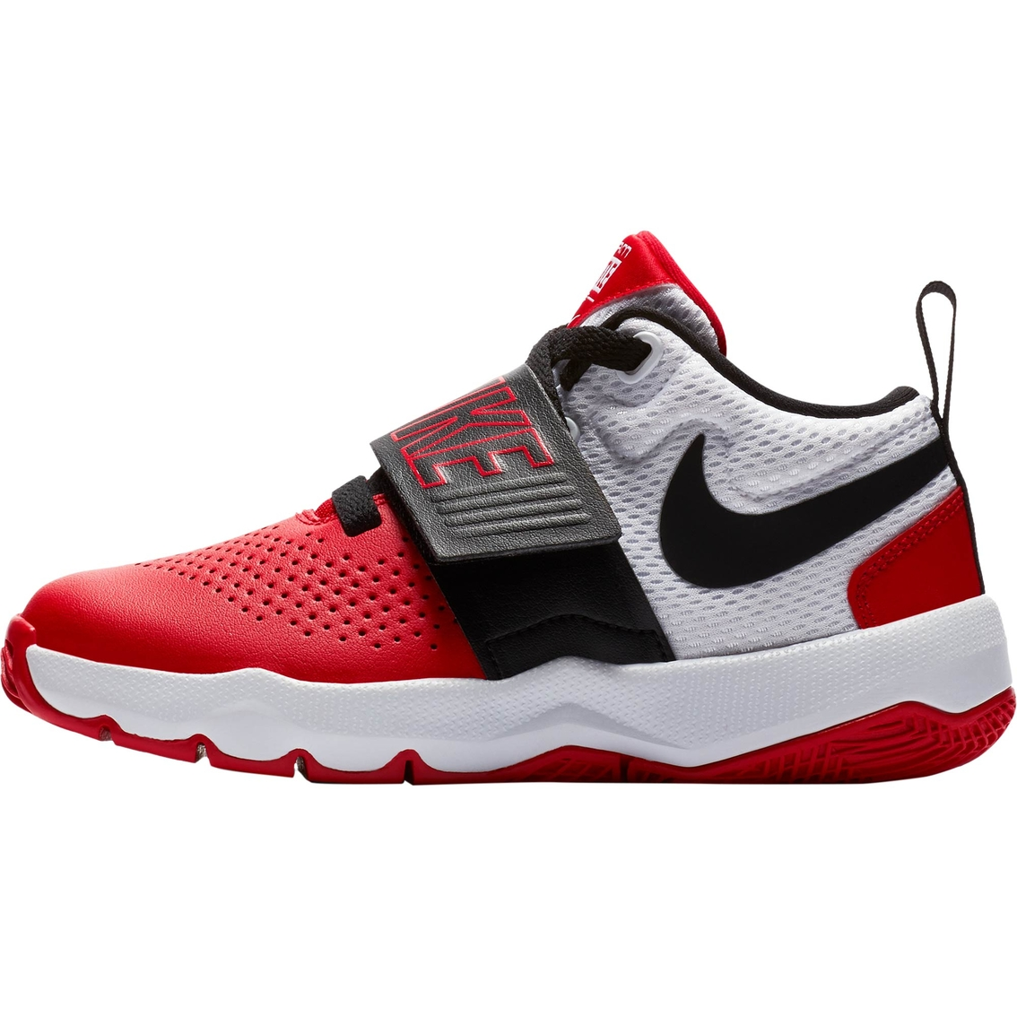 Nike Kids Preschool Team Hustle D 8 JDI Basketball Shoes