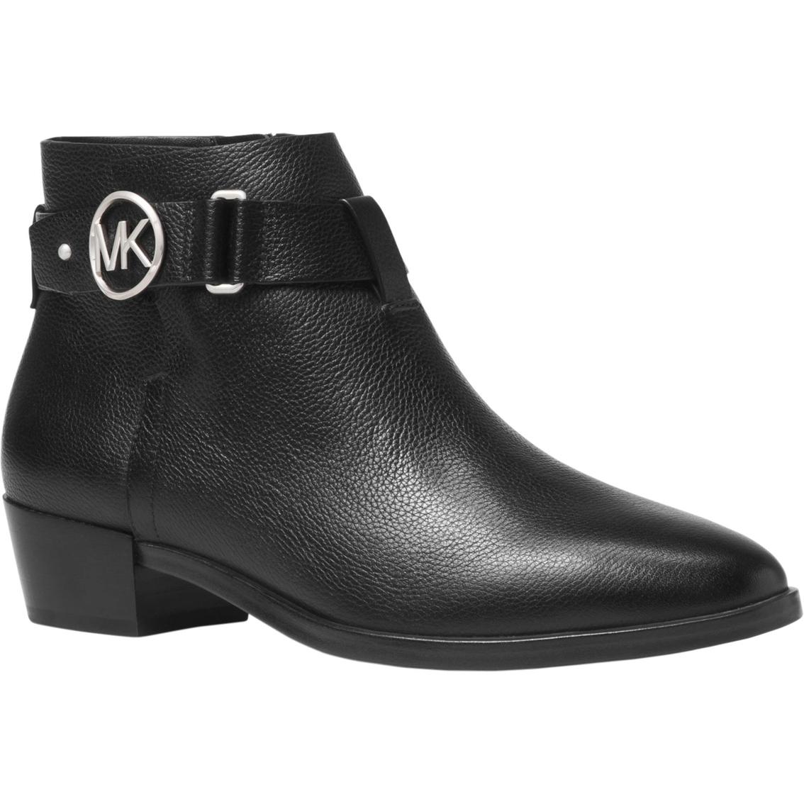 michael kors harland booties booties shoes shop the exchange rh shopmyexchange com