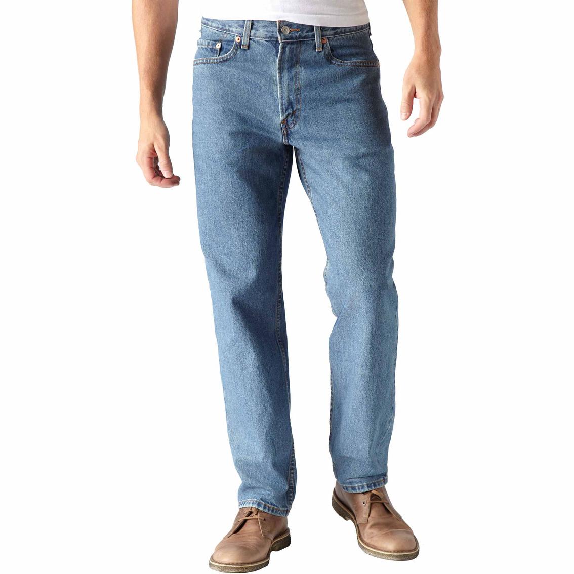 levi 39 s 550 5 pocket relaxed fit jeans jeans apparel. Black Bedroom Furniture Sets. Home Design Ideas