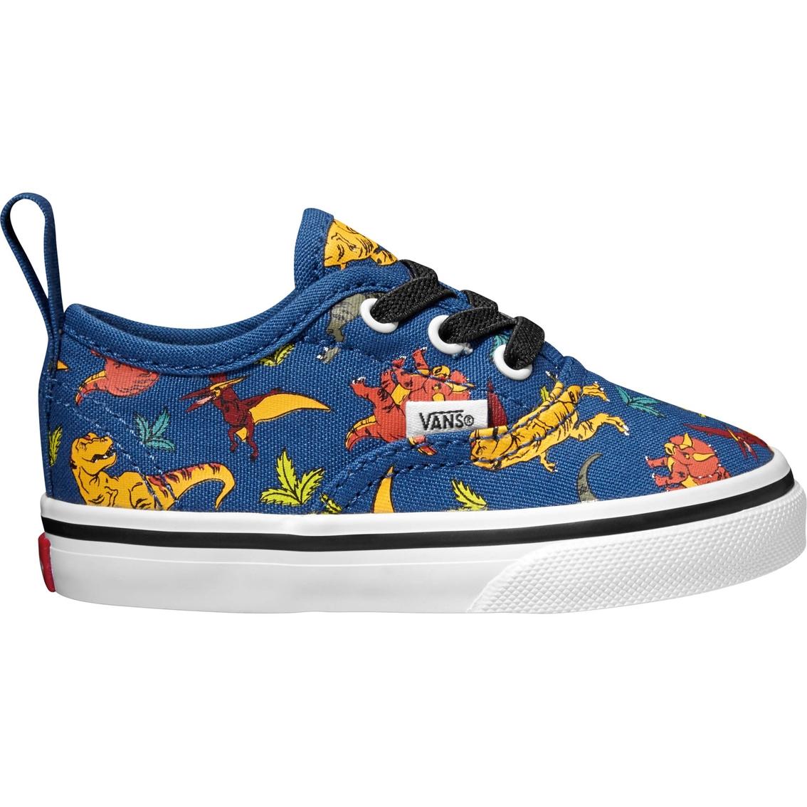 8e5c36e93f444 Vans Little Boys Authentic Dino Elace Sneakers   Casual   Shoes ...
