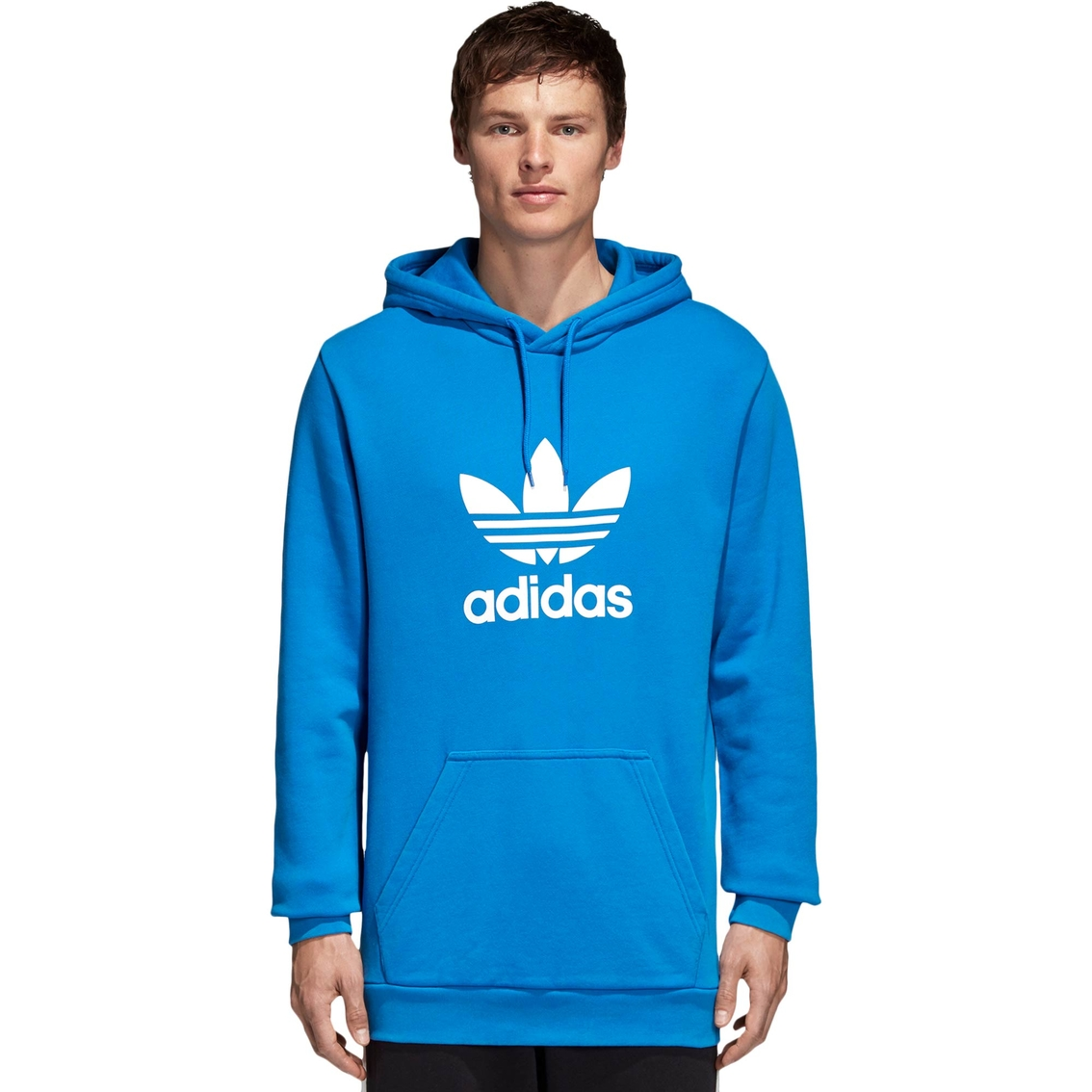 exquisite style many styles best price Adidas Trefoil Hoodie | Hoodies & Jackets | Clothing | Shop The ...