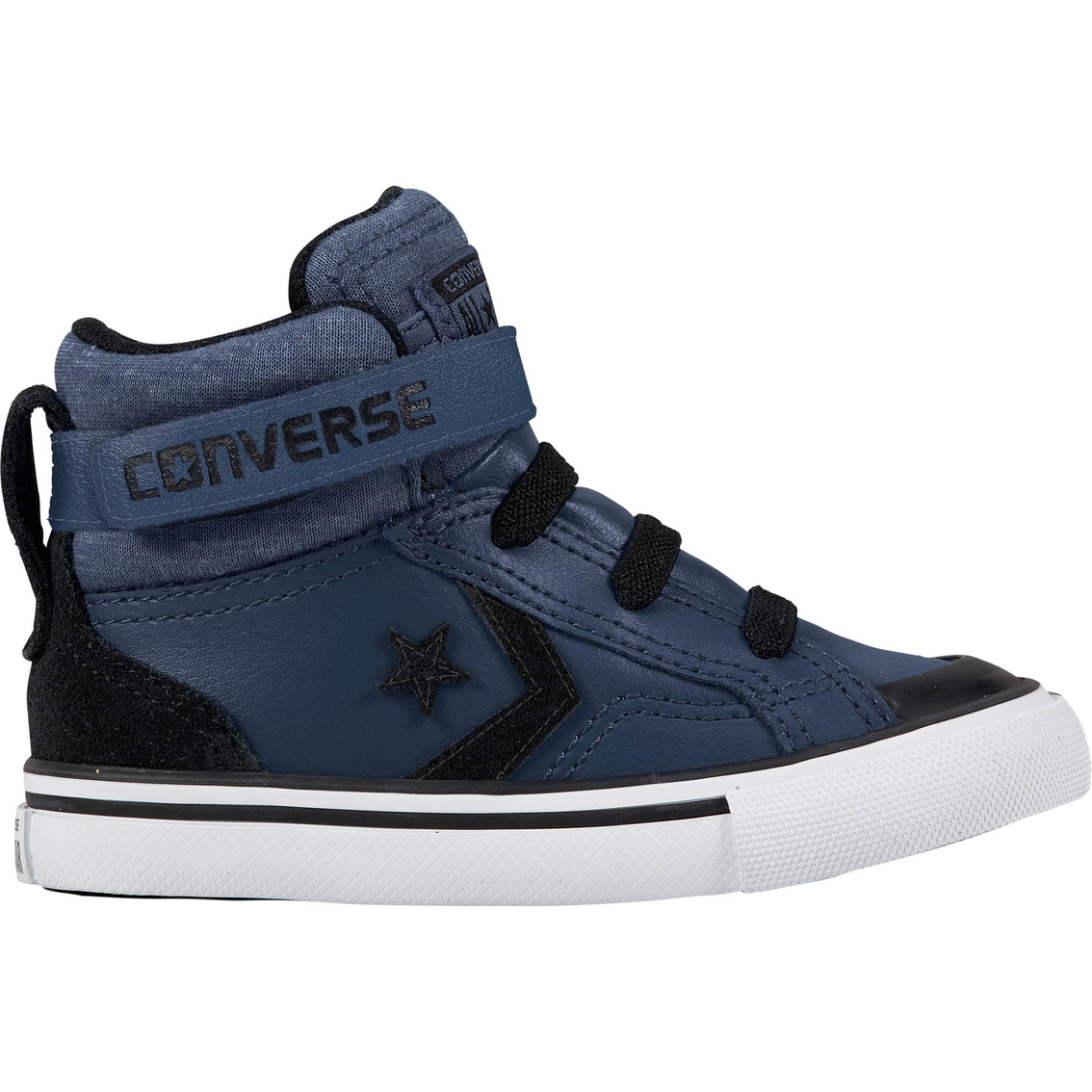 9818479eb6ce Converse Toddler Boys Pro Blaze Strap Hi Top Sneakers