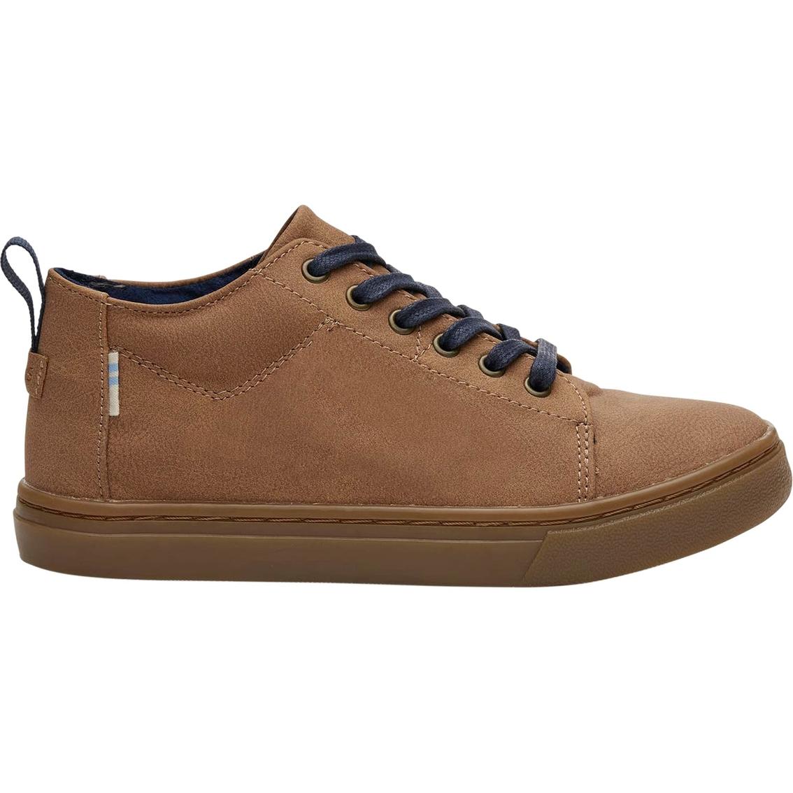1133b5ede1b Toms Boys Lenny Mid Sneakers