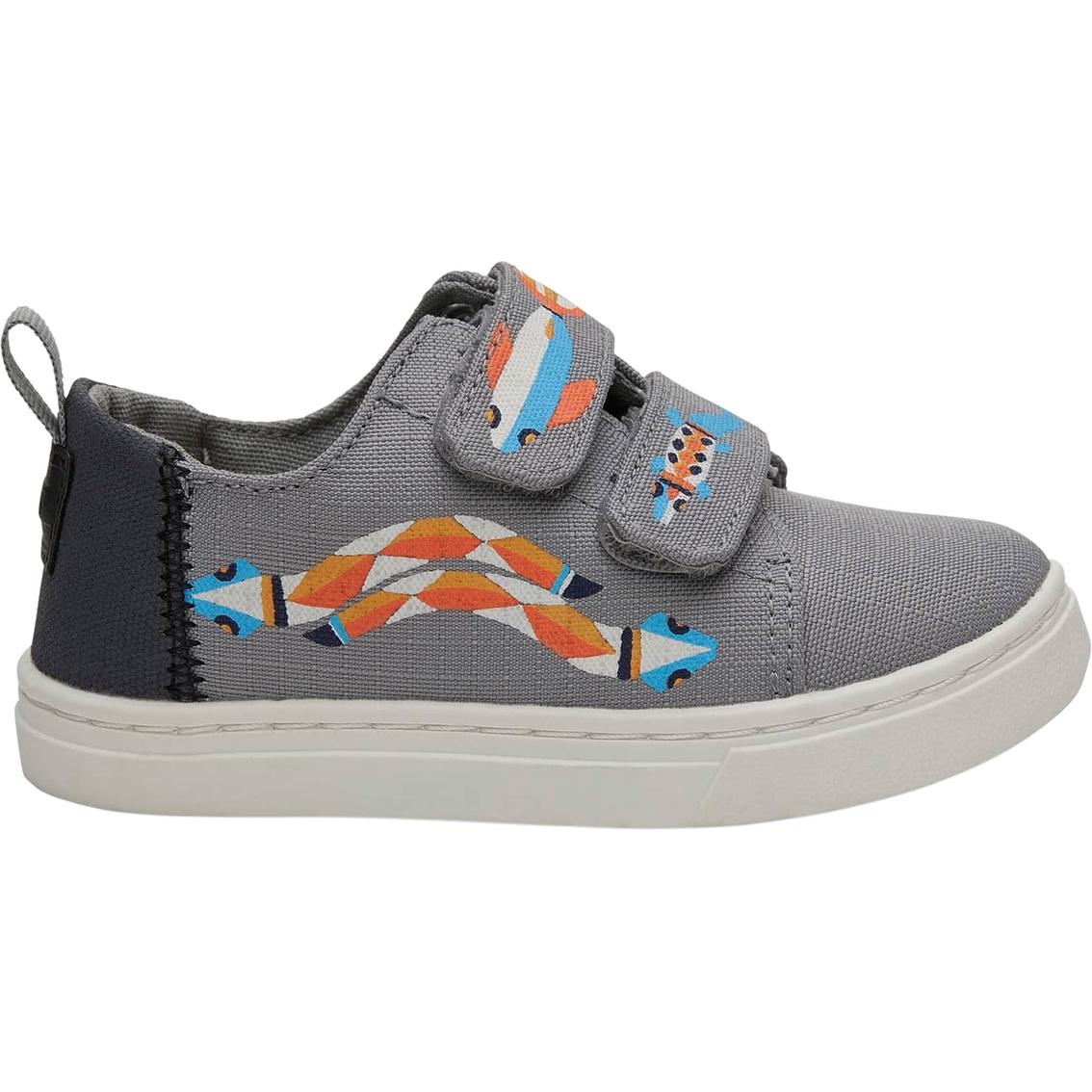 Toms Boys Tiny Lenny Ripstop Sneakers