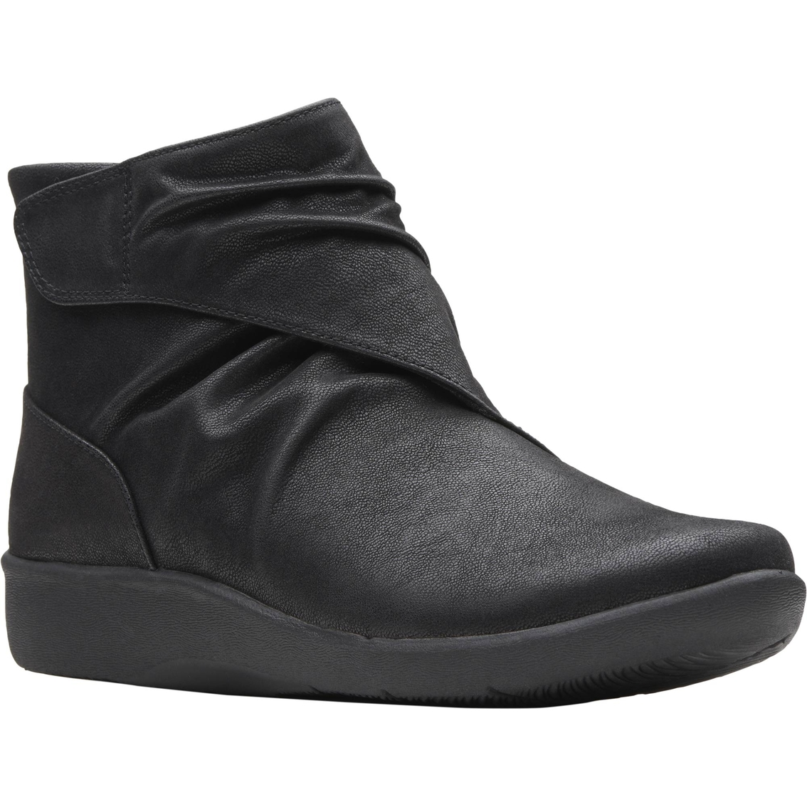 Clarks Women's Sillian Tana Cloudstepper Booties
