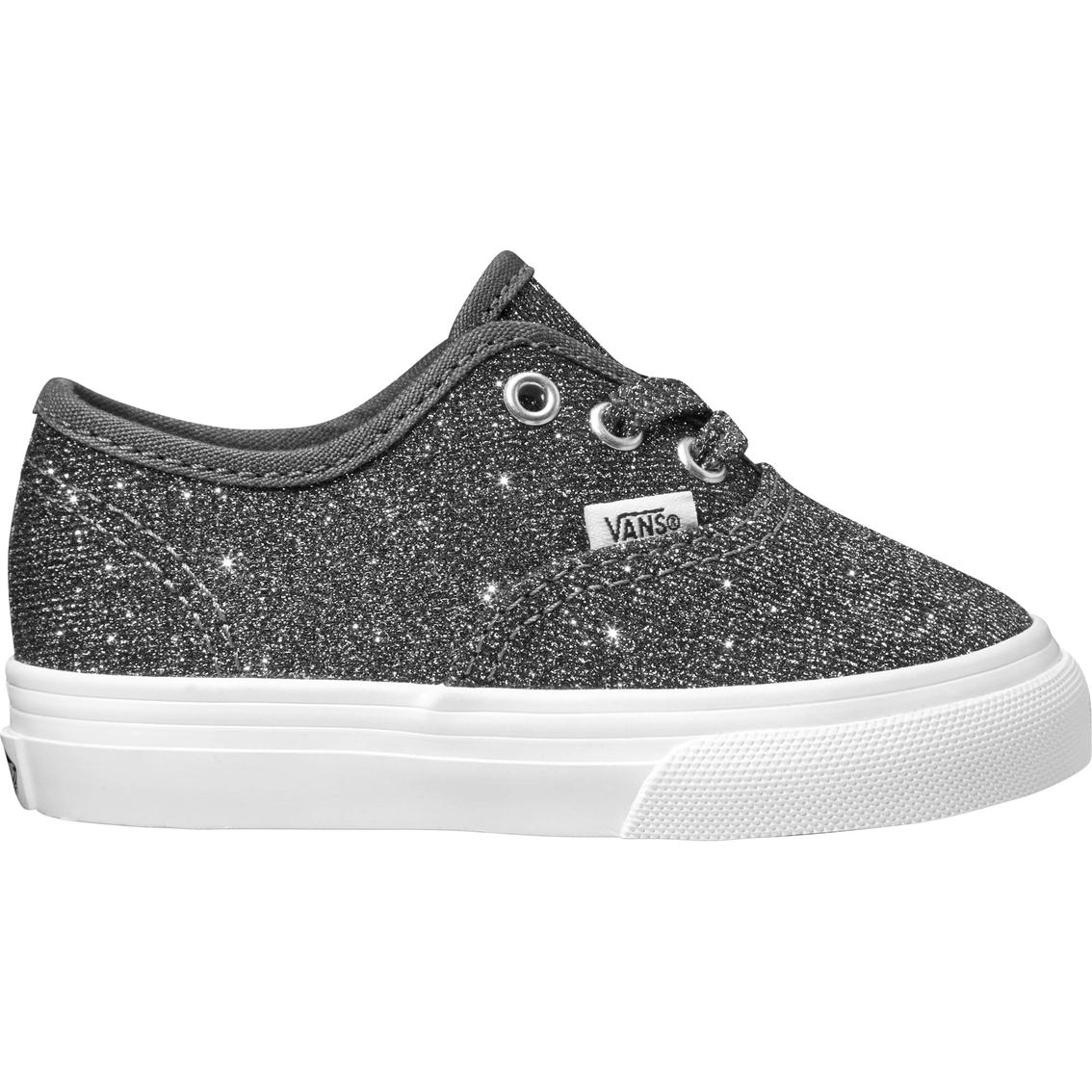 eb3a223591b230 Vans Girls Lurex Glitter Authentic