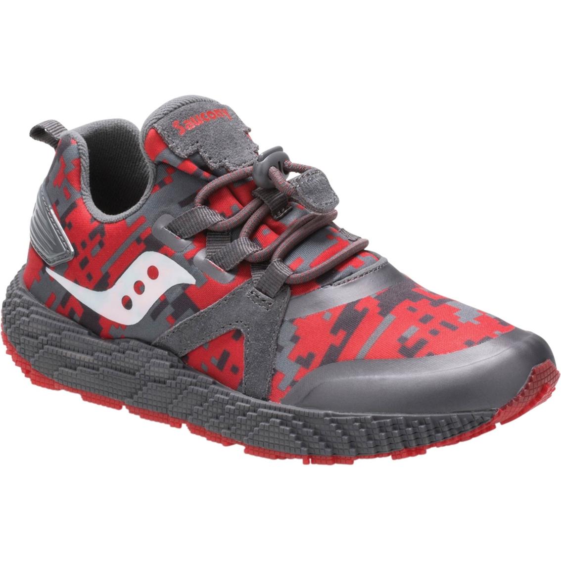 6fe35440fd Saucony Preschool Boys Voxel 9000 Sneakers | Children's Athletic ...