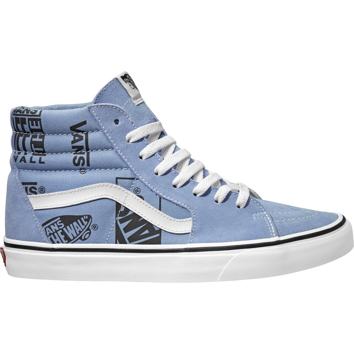 f622dab016822a Vans Sk8 Hi Mixed Logo Lifestyle Shoes