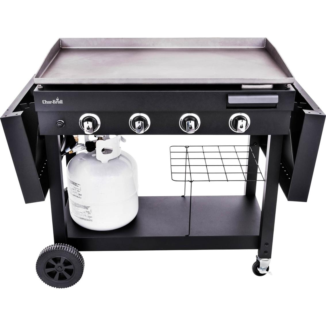 Char-broil 4 Burner Gas Griddle | Gas Grills | More | Shop The Exchange