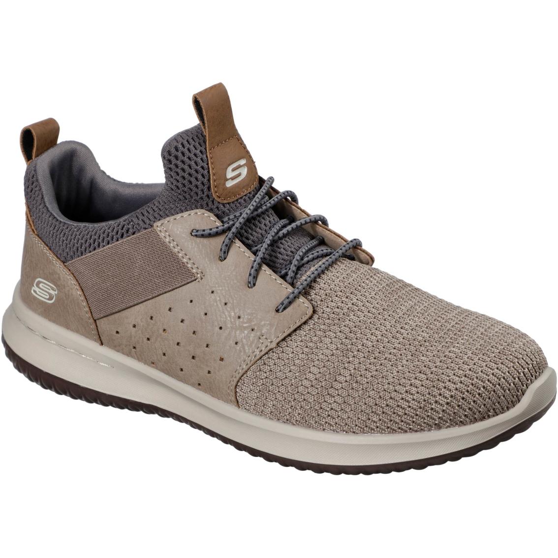 4b6d6a38cfba Skechers Men s Camben Streetwear Slip On Shoes