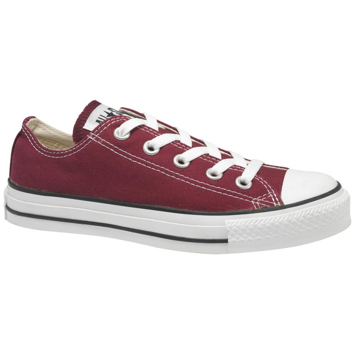 e5086ac7f9b9 Converse Chuck Taylor All Star Ox Maroon Shoes