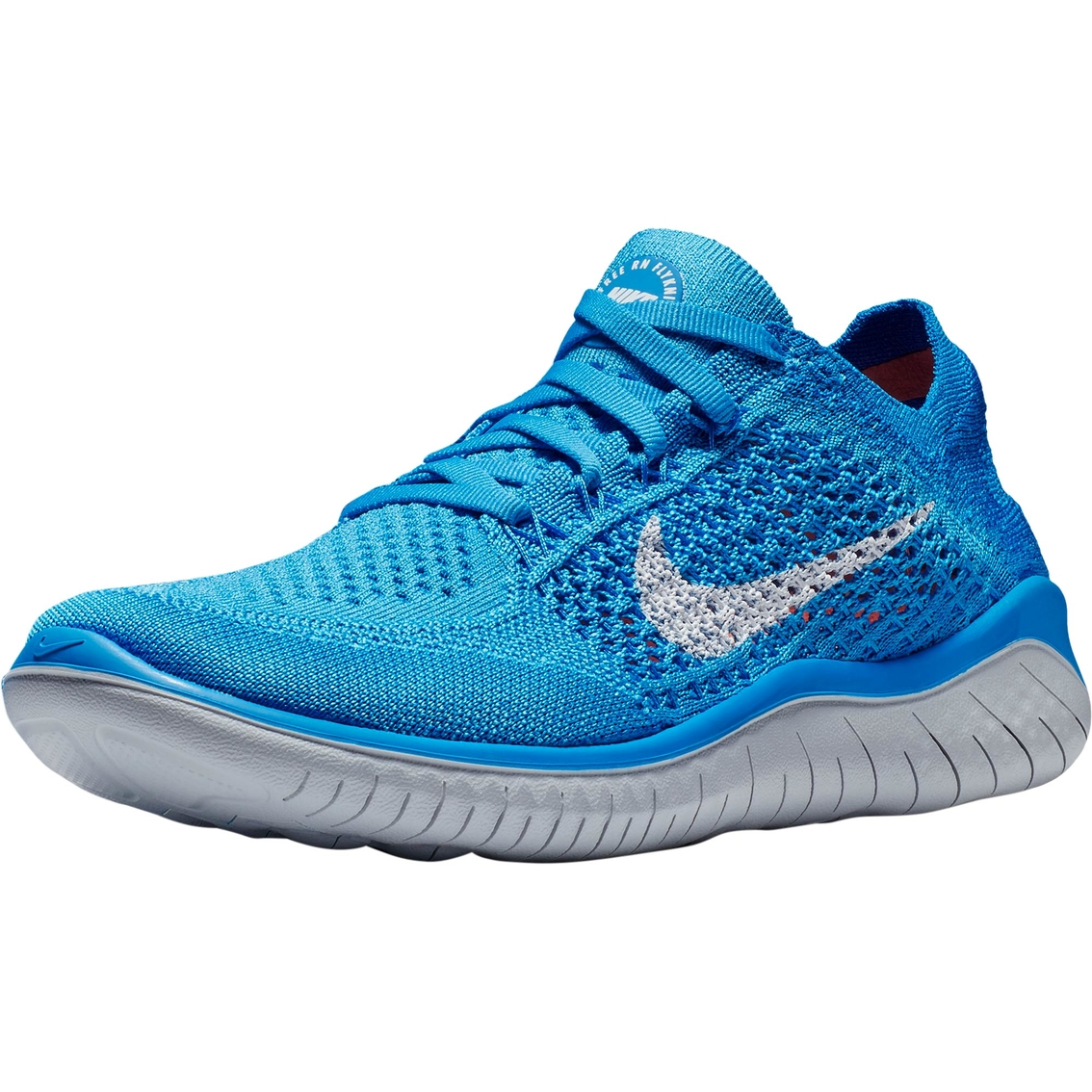 ceae07faa1df Nike Women s Free Rn Flyknit 2018 Running Shoes