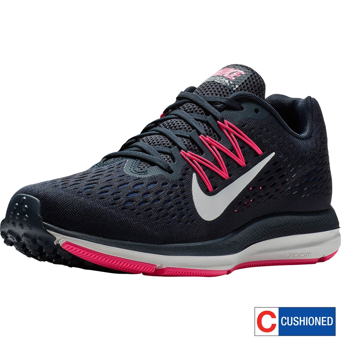 purchase cheap e0ced bb379 Nike Women s Air Zoom Winflo 5 Running Shoes