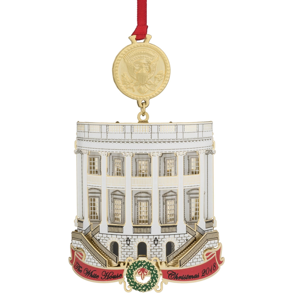 Official 2018 White House Christmas Ornament | Ornaments | Gifts ...