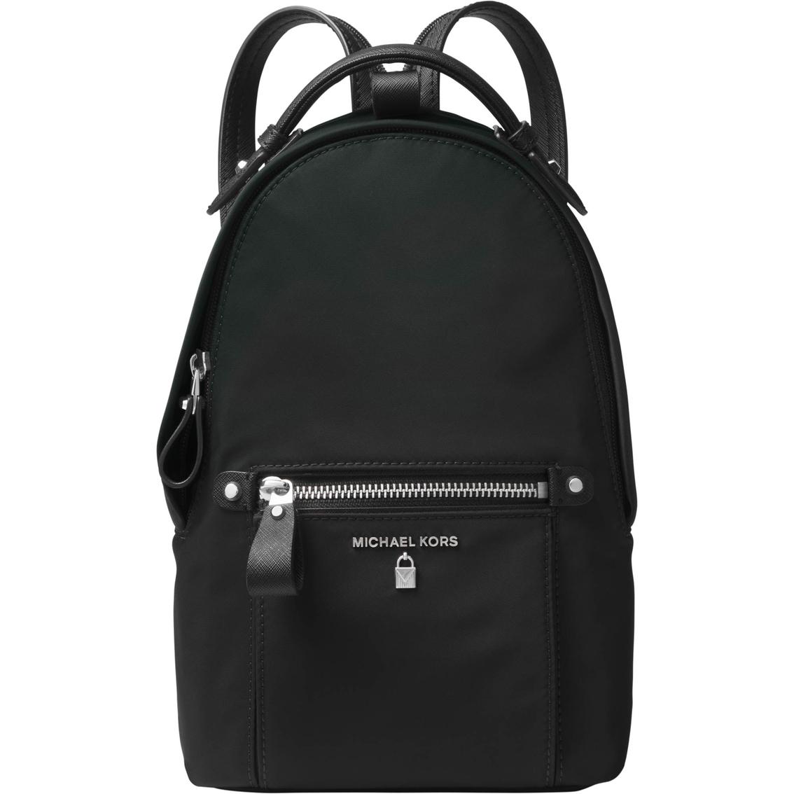 6a7270a16911 Michael Kors Nylon Kelsey Sling Pack, Black | Backpacks | More ...