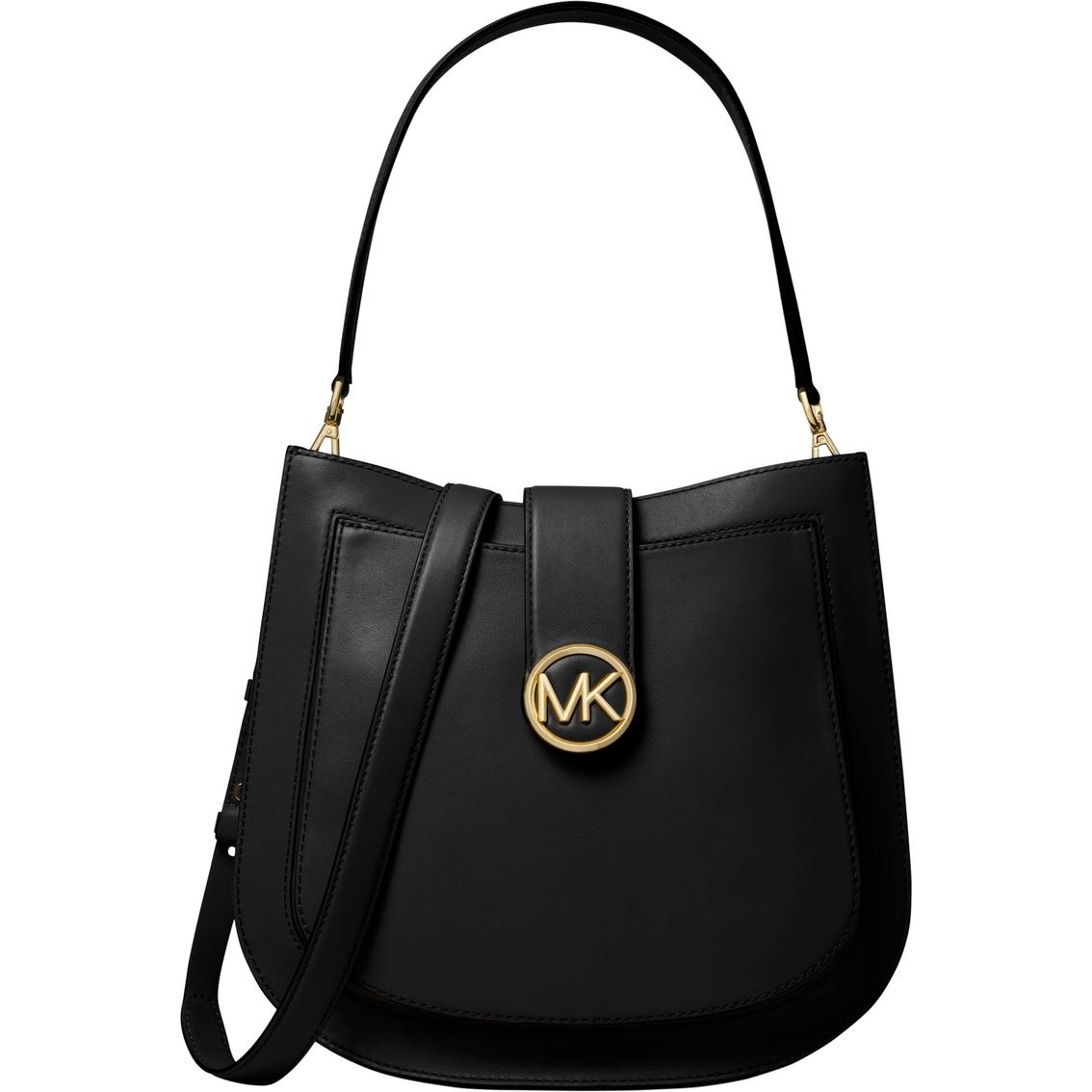 c4fb51409971 Michael Kors Lillie Large Hobo Messenger | Messenger Bags | Handbags ...