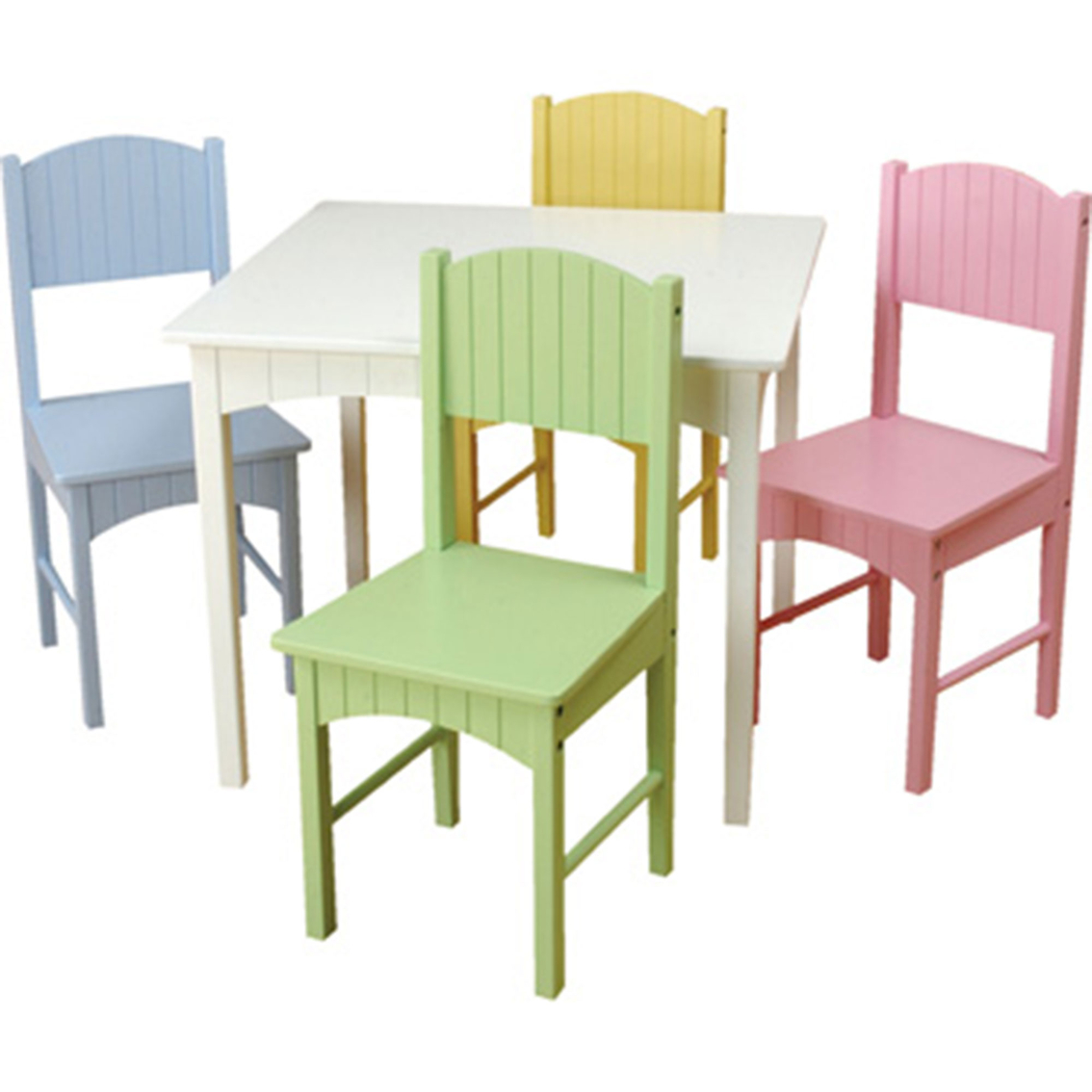 Ordinaire KidKraft Nantucket Table And Pastel Chair