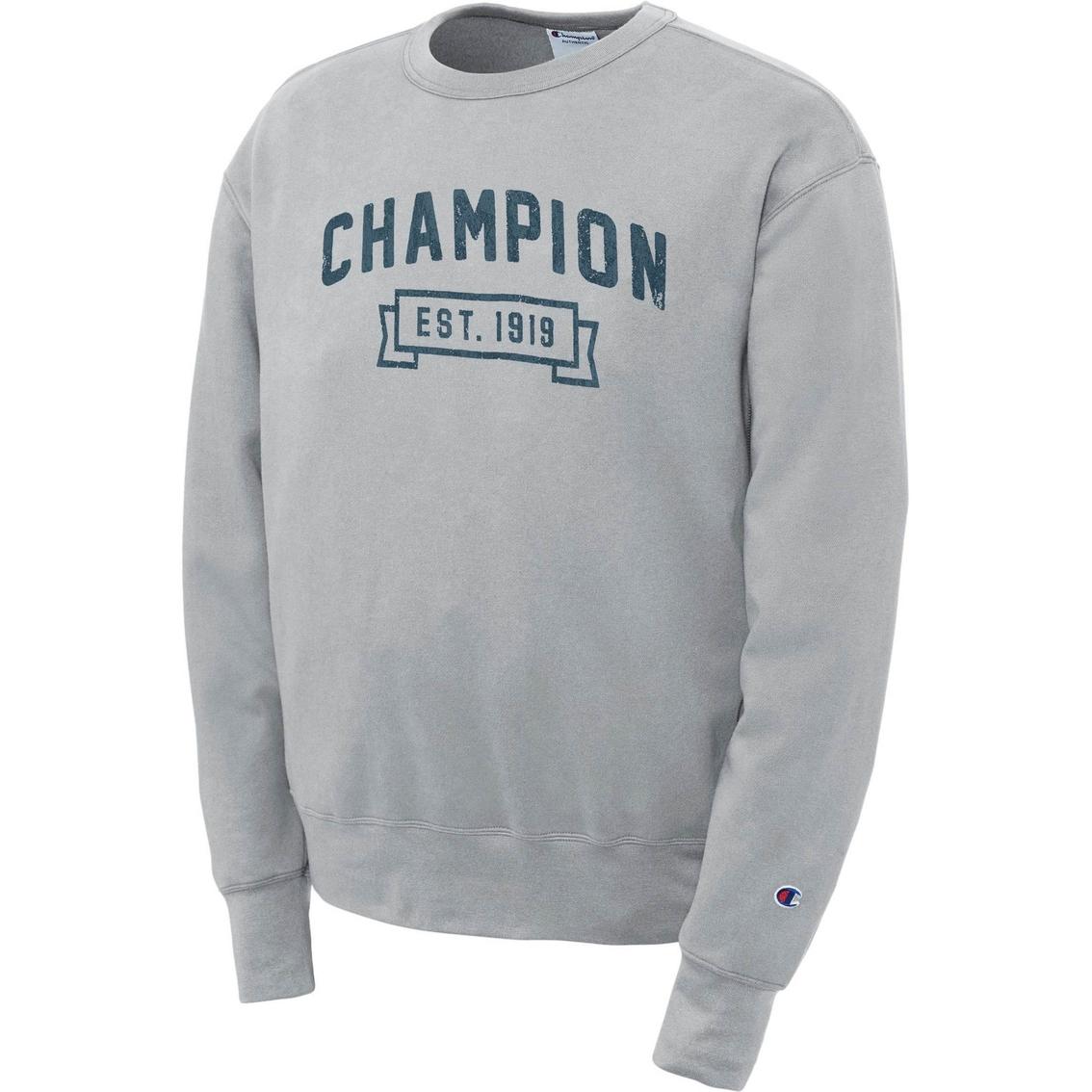 Champion Heritage Fleece Crew Sweatshirt  f1dc695ff7cb