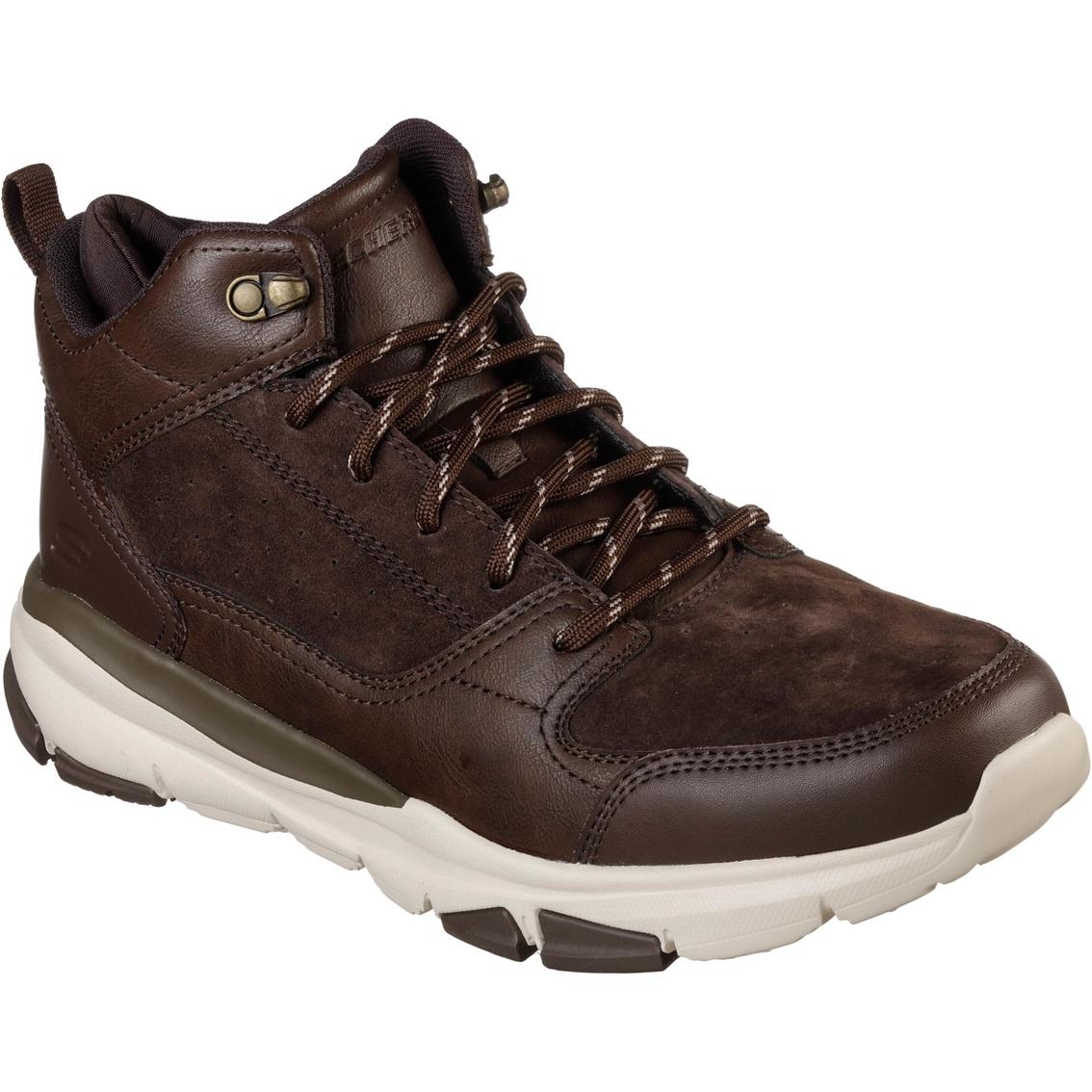 Skechers Men's Streetwear Lace Up Boots