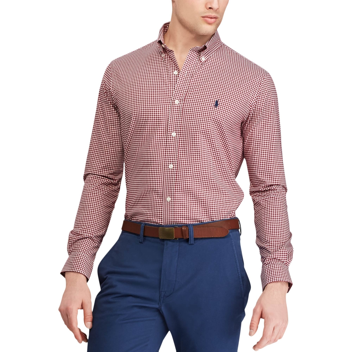 1785e2af6b Polo Ralph Lauren Classic Fit Stretch Poplin Shirt