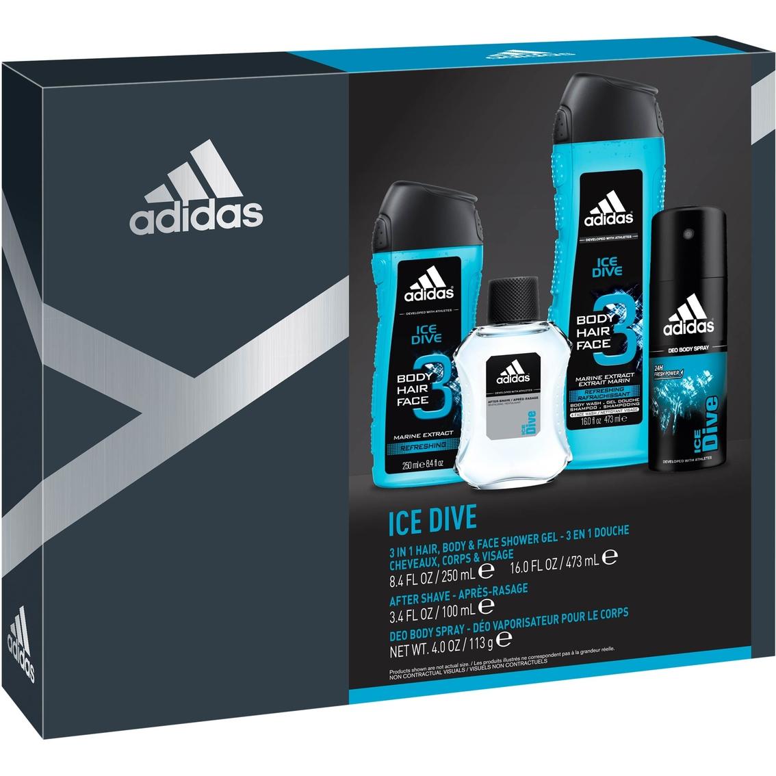 36cba0b6c68c Adidas Ice Dive Gift Set 4 Pc.