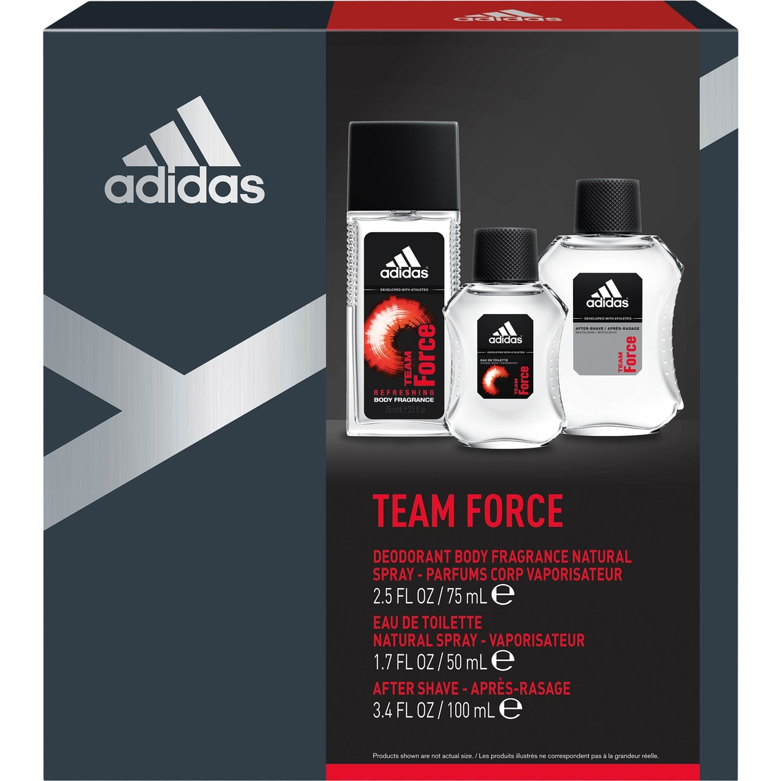 ee62beb5da5a Adidas Team Force Gift Set 3 Pc.