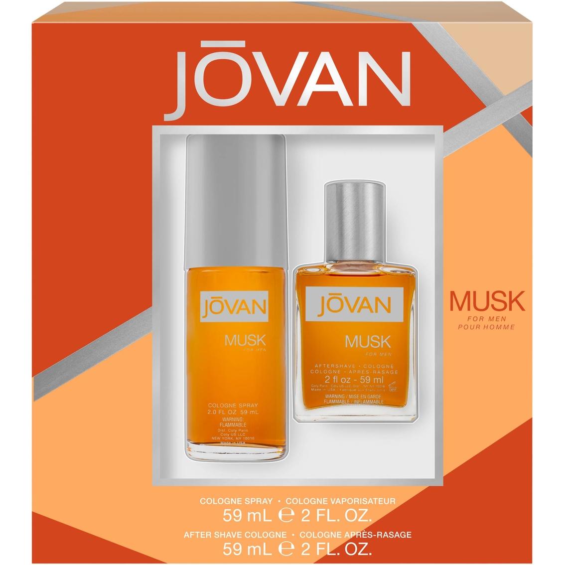 3bef4852e0e9 Jovan Musk For Men Gift Set 2 Pc.