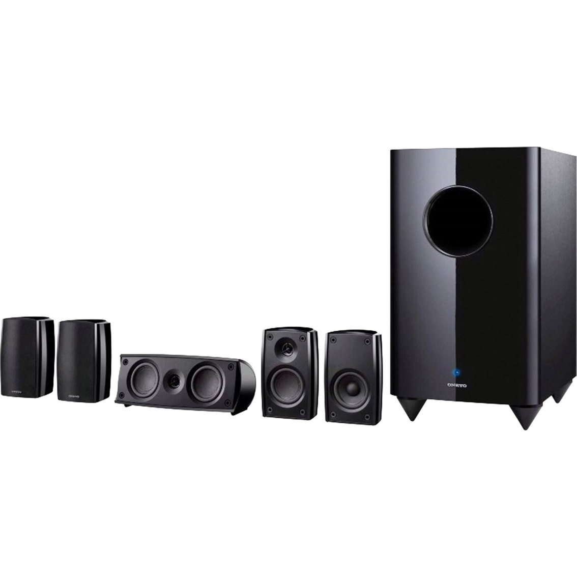 Onkyo 5 1 Surround Sound Home Theater System | Home Theater