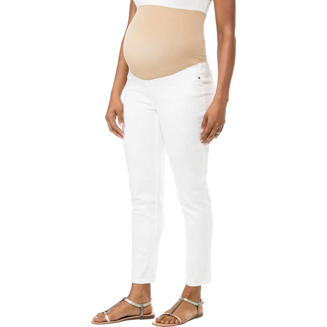 b385c17e85eb9 Liz Lange Maternity Over The Belly Skinny Jeans | Pants | Apparel ...