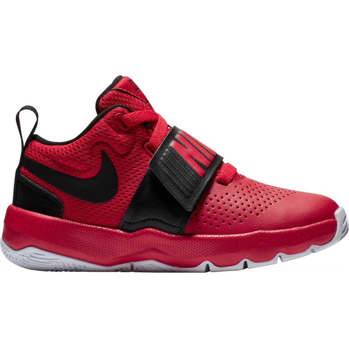 best website 32231 51266 Nike Preschool Boys Team Hustle D 8 Basketball Shoes