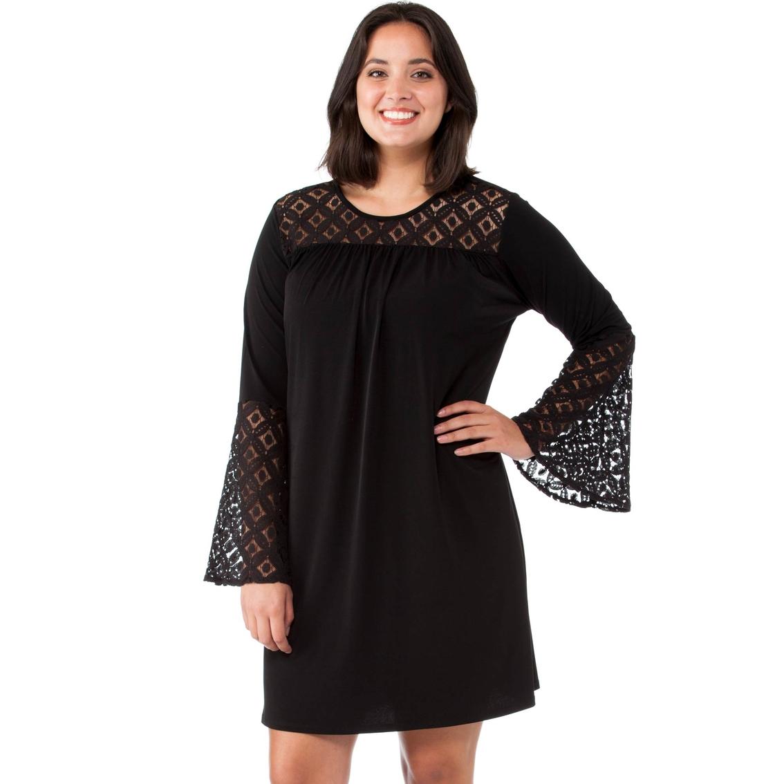 Michael Kors Plus Size Lace Insert Dress | Dresses | Apparel | Shop ...