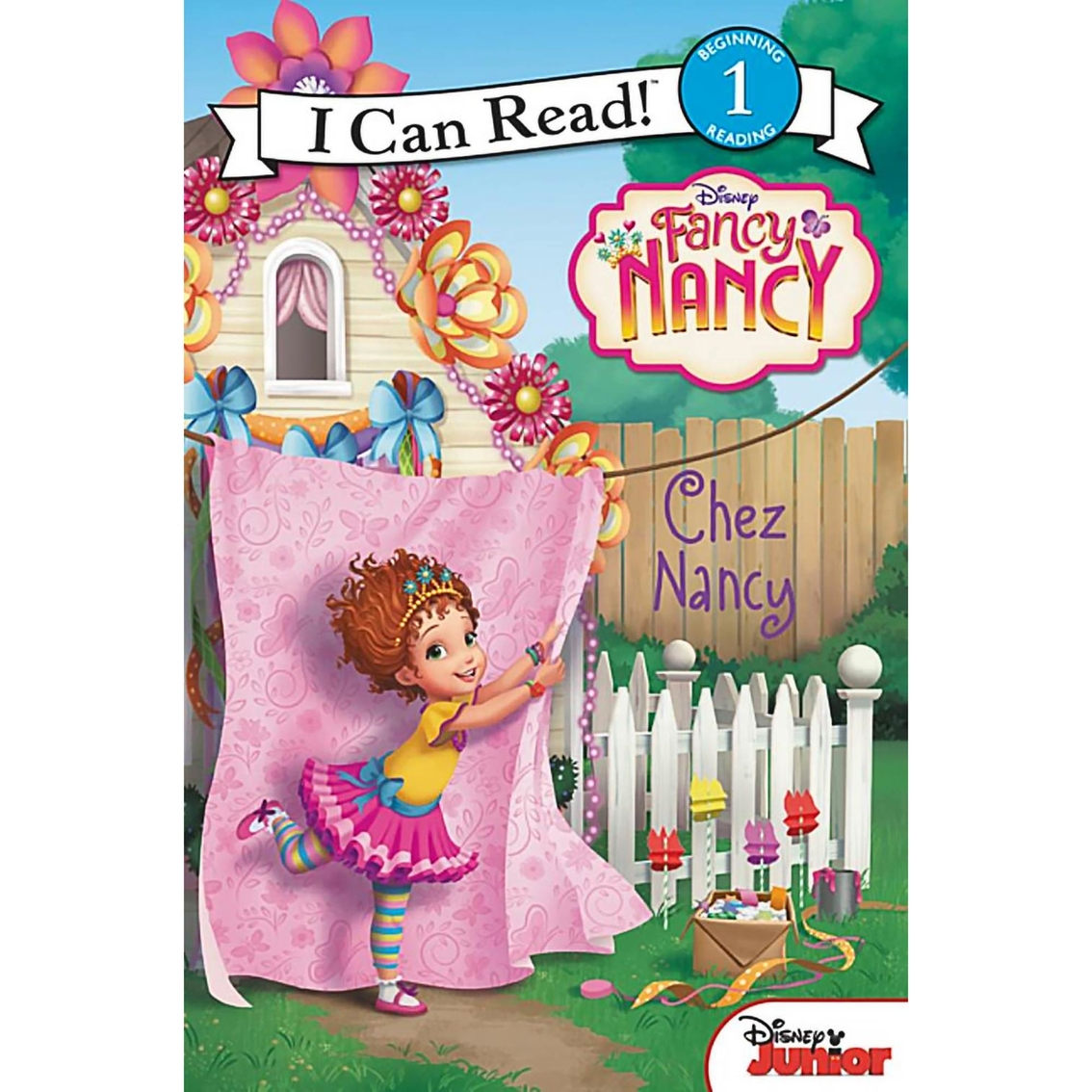 Disney Junior Fancy Nancy Chez Nancy Children S Books Household Shop The Exchange