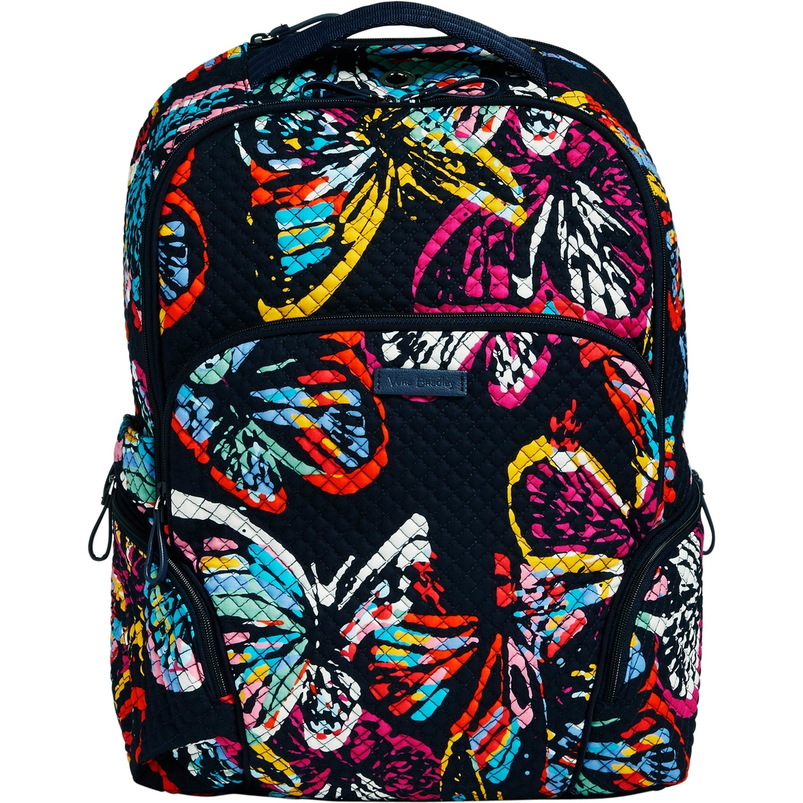 Vera Bradley Iconic Backpack Butterfly Flutter Shop By