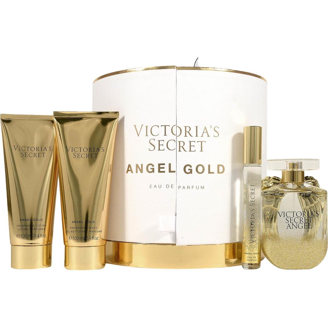 Medium BoxWomen's Gold Fragrance Victoria's Secret Angel OXuiTkZP
